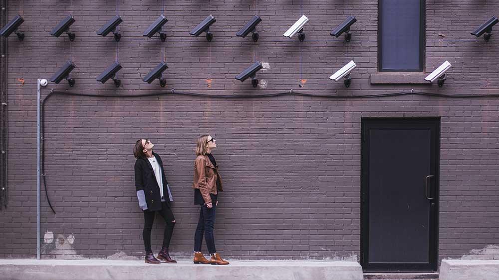 overvågning af ansatte må man det?